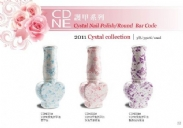 護甲油組合 CDNE Protection Nail Series Set NT$1100元/